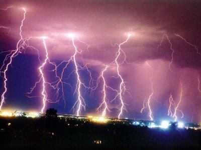 Lightning is unique in that it can inspire so much awe and wonder about the Earth in fractions of a second. Human fascination with lighting is ... & The Science and Myths Behind Lightning Strikes | Science-Based Life azcodes.com